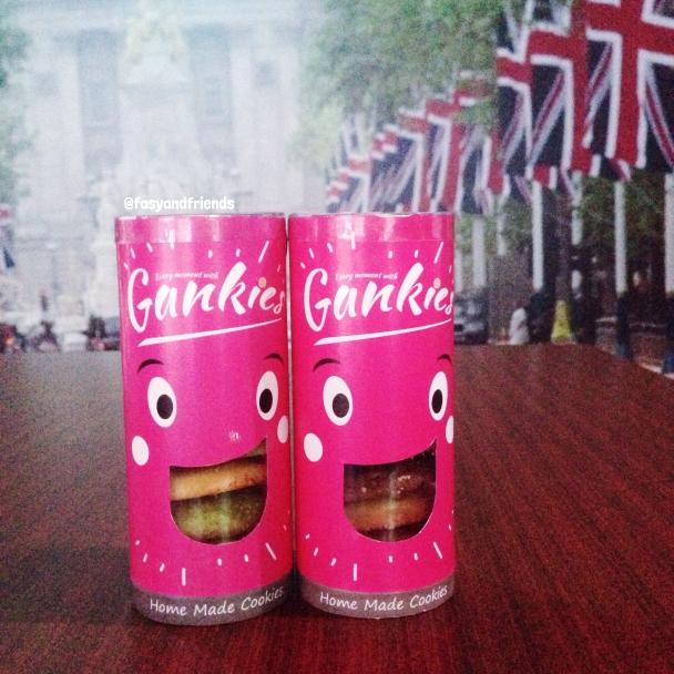 Gankies - Gandum Cookies